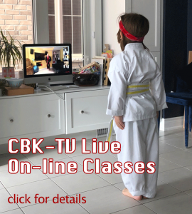 CBK-TV Live On-line Classes